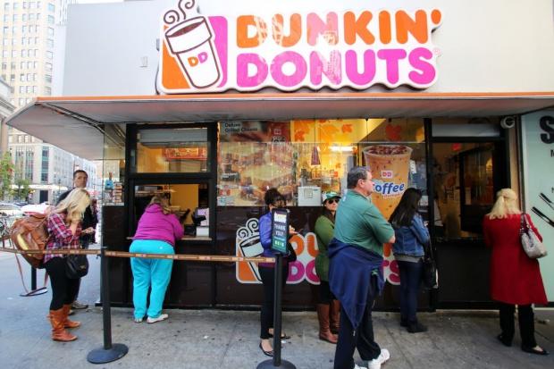 Dunkin' Donuts powalczy o śniadania z McDonald's i Starbucks