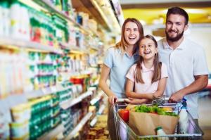 Koszyk cen: Ceny w hipermarketach znów idą w górę