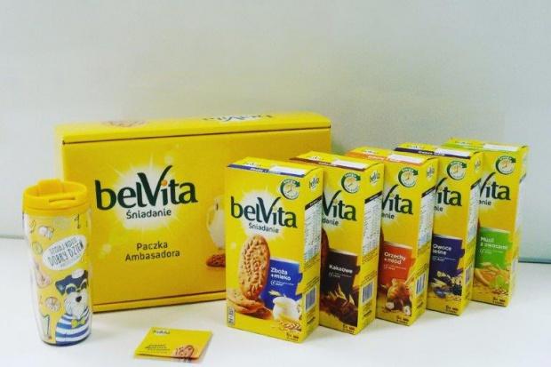 22 tysiące internetowych ekspertów przetestuje ciastka belVita