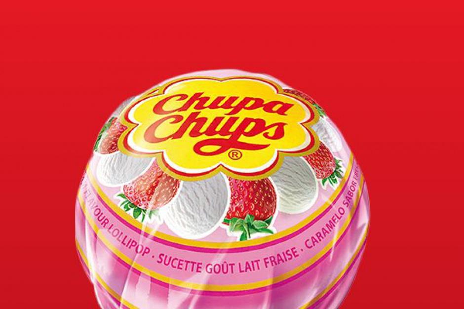 Marka Chupa Chups będzie znana nie tylko z lizaków