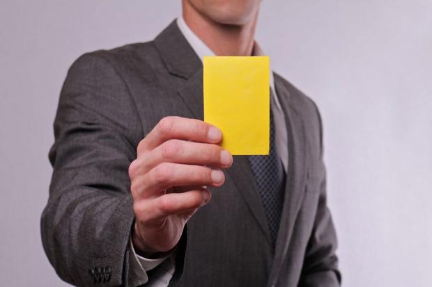 Kary nakładane na pracowników muszą zachowywać wymogi formalne
