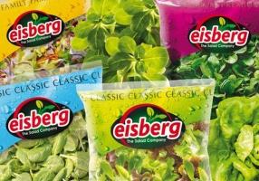 Przejęcie na rynku sałat paczkowanych. Eisberg zmieni właściciela
