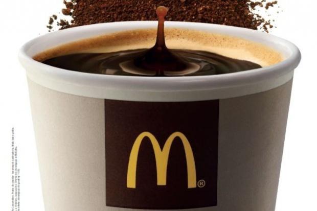 McDonald's po raz szósty częstuje darmową kawą. Liczy na lojalność klientów