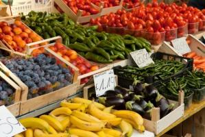 Rośnie unijna konsumpcja owoców i warzyw