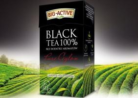 Nowa linia produktów herbat czarnych od Big-Active