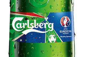 Poczuj się jak gwiazda futbolu – promocja marki Carlsberg z okazji UEFA EURO 2016