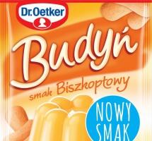 Dr Oetker stawia na nowe smaki budyniów - bananowy i biszkoptowy