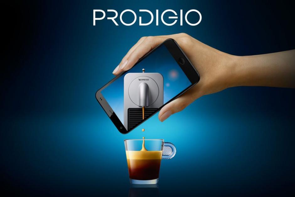 Nespresso wprowadza na polski rynek ekspres na kapsułki sterowany smartfonem