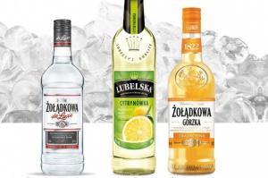 Stock Spirits zmniejszyła przychody i udziały w rynku wódki w Polsce