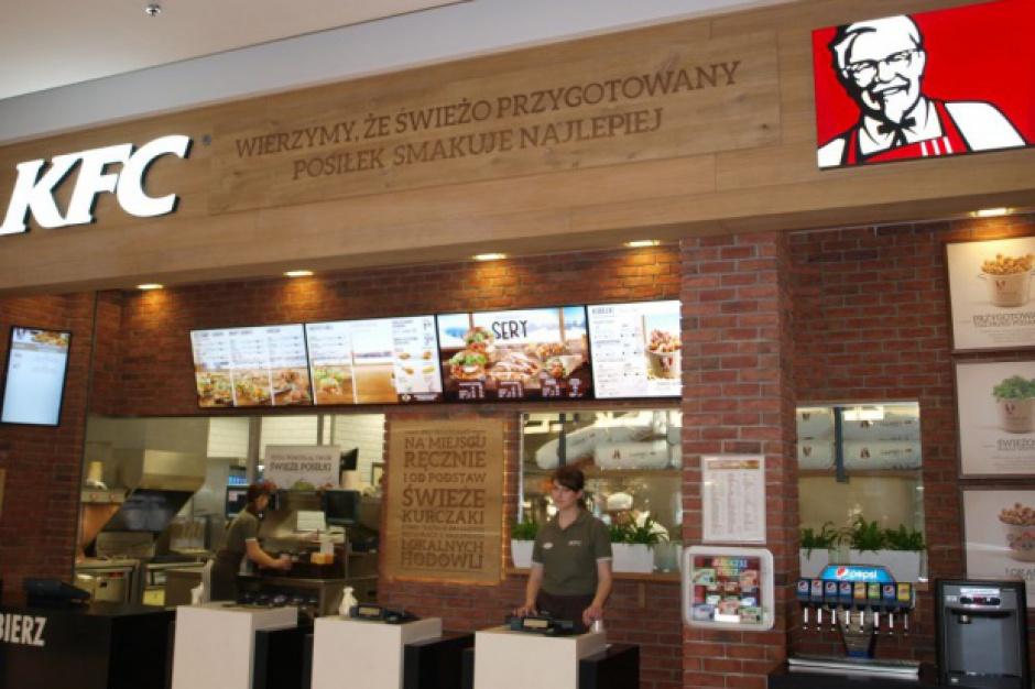 AmRest planuje zwiększenie tempa otwarć lokali sieci KFC w Rosji