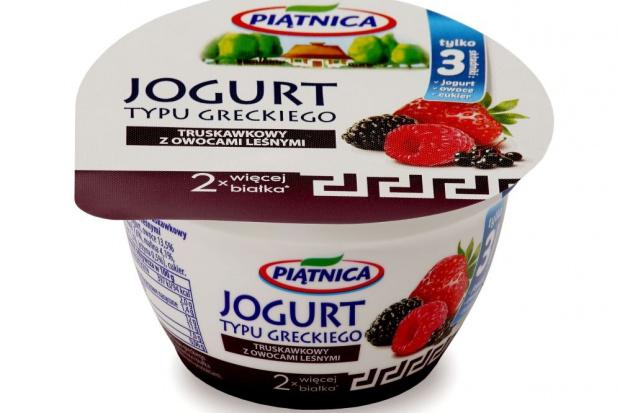 OSM Piątnica rozszerza linię jogurtów typu greckiego