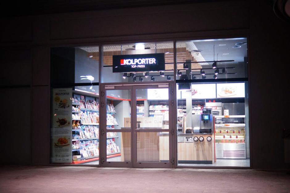 Kolporter chce otwierać salony prasowe ze strefą bistro Top Presso