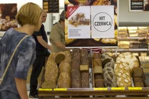 Tesco podnosi poziom oferty piekarniczej