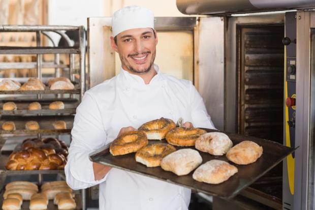 Polscy piekarze zarabiają cztery razy mniej od norweskich