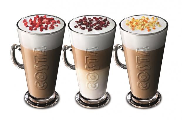 Costa Coffee wprowadza nowe wiosenne menu