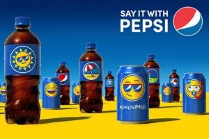 PepsiCo rusza z globalną kampanią napojów wykorzystującą emotikony