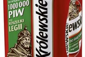 Ruszyła loteria promocyjna piwa Królewskie