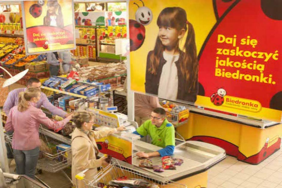 Biedronka: 80 mln zł na podwyżki dla pracowników sieci