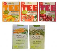 Mintel: Warzywne herbaty kolejną szansą na pobudzenie rynku przekąsek
