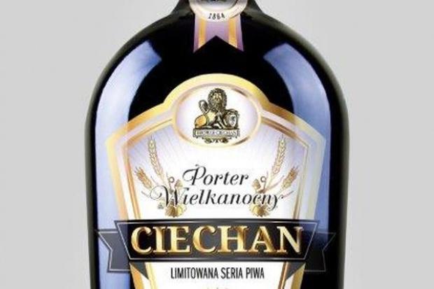 Browar Ciechan wprowadza do sieci Freshmarket piwo Porter Wielkanocny