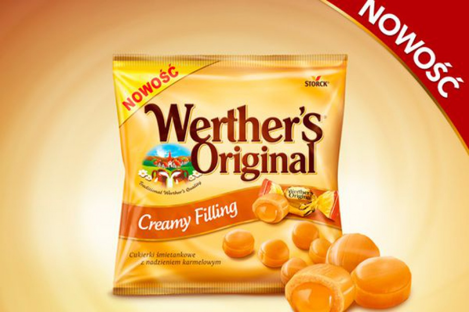 Storck Polska z nowym smakiem cukierków Werther's Original