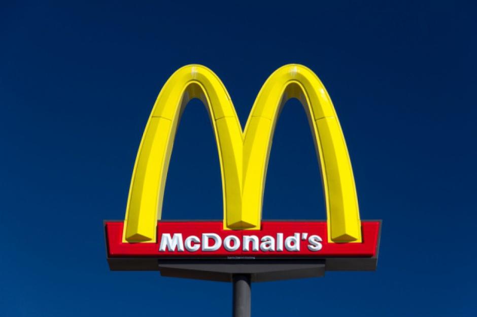 McDonald's chce się reklamować nowym hasłem
