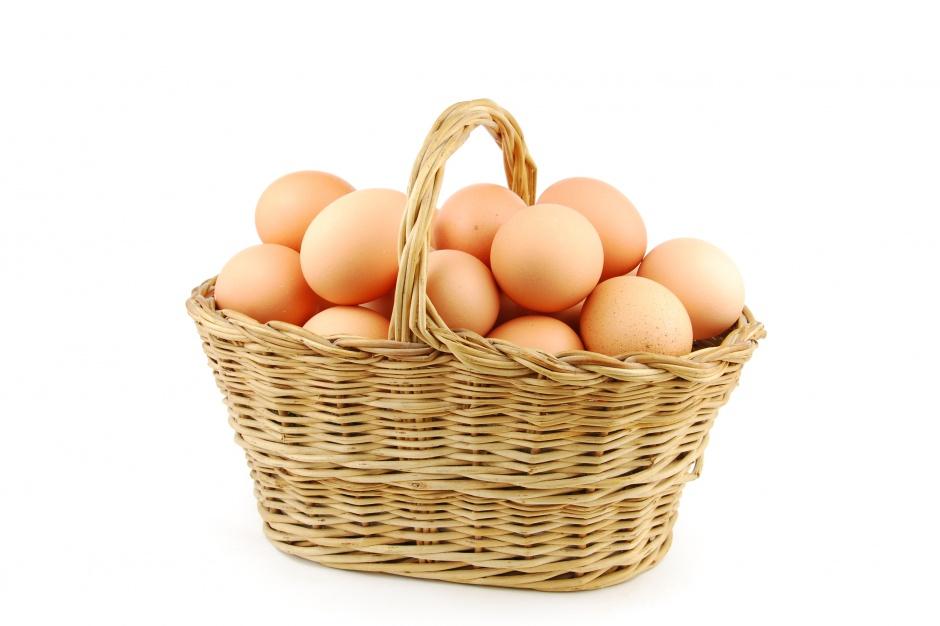 Ceny jaj niższe niż przed rokiem