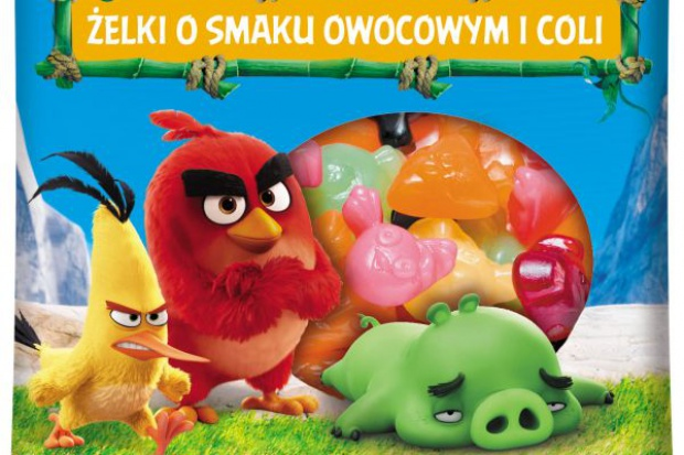 ZPC Otmuchów: Od kwietnia bohaterami naszych produktów będą Angry Birds