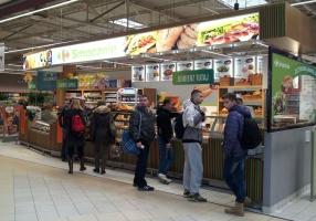 """Carrefour testuje koncept """"Smacznie"""""""