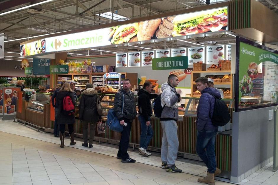 Carrefour testuje koncept