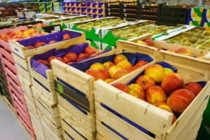 Handel jabłkami w UE w II drugiej połowie 2015 r. – analiza