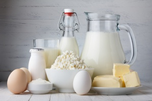 Rośnie eksport produktów mleczarskich z Unii Europejskiej