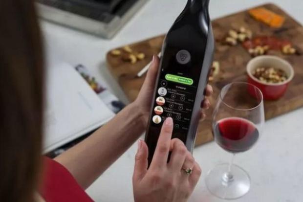 Internetowy gadżet zachowa świeżość otwartego wina przez 30 dni