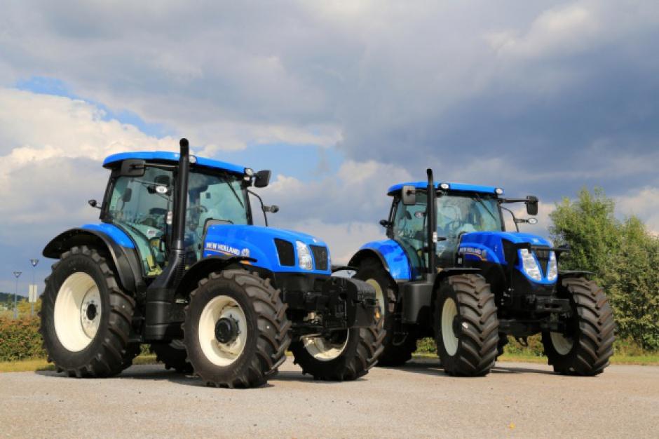 Policja rozbiła gang handlujący kradzionymi traktorami