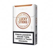 BAT Polska wprowadza nowy wariant papierosów Lucky Strike