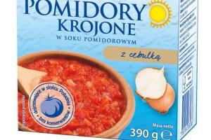 Nowe smaki pomidorów Podravka