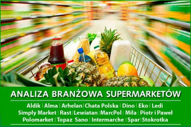 Analiza branżowa supermarketów - edycja 2016