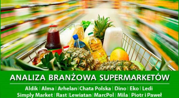 Analiza branżowa supermarketów (nowa edycja)