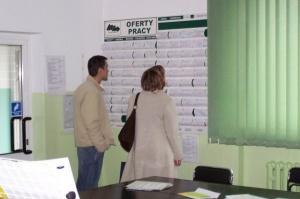 Bezrobocie ukrywa się na polskich wsiach