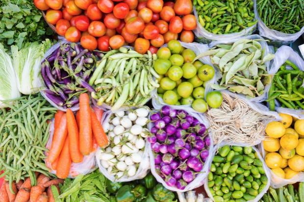 Mniejszy rosyjski import owoców i warzyw