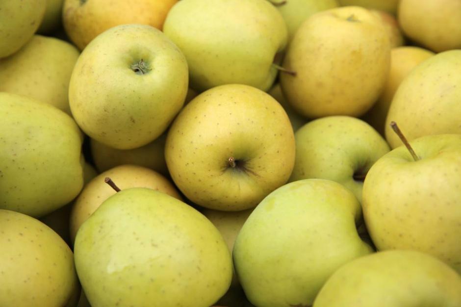 Golden Delicious najpopularniejszą odmianą jabłek na Ukrainie