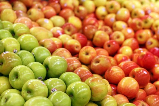 Globalna produkcja jabłek wzrośnie o ponad 15 proc. w ciągu dekady