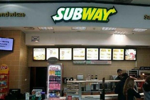 Kolejny lokal Subway powstał na stacji Lotos