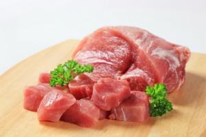 Wewnątrzunijny handel zagraniczny wieprzowiną w 2015 r.
