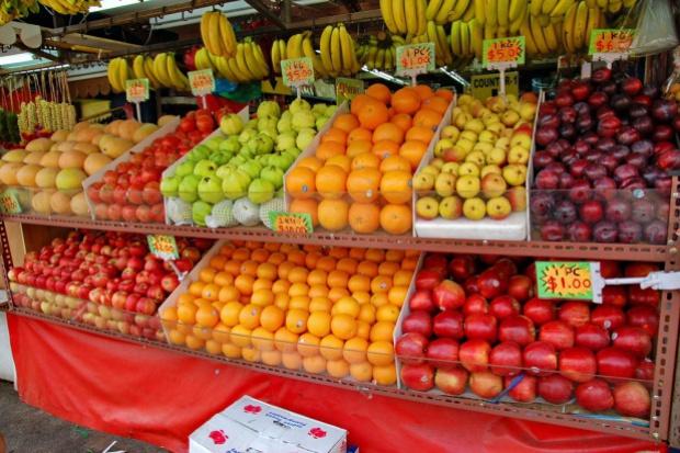 Spadł holenderski import owoców i warzyw z Chile