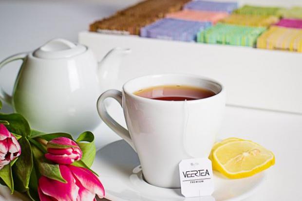 Veertea - nowa herbata na rynek HoReCa
