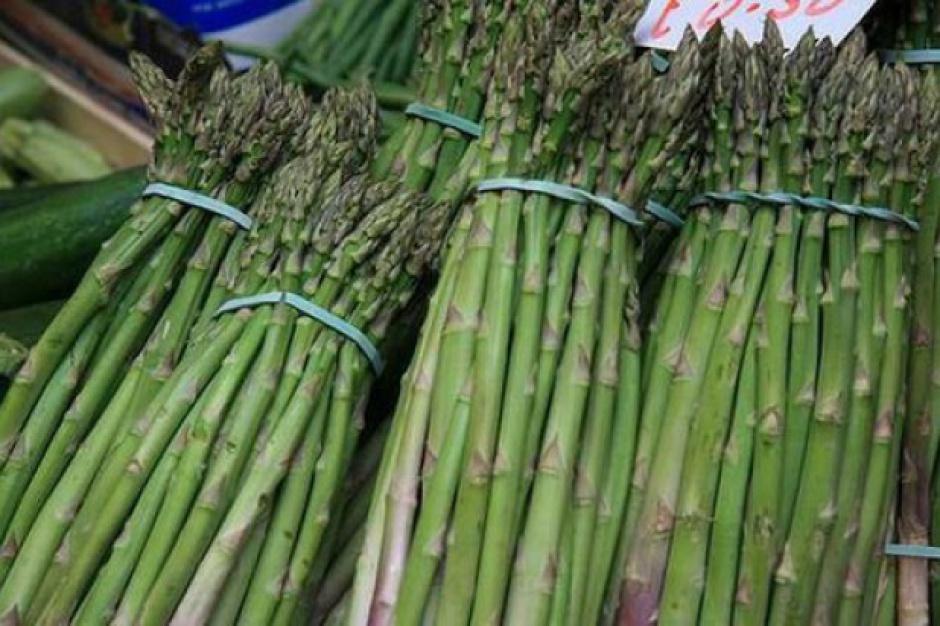 Straty na plantacjach szparagów w Polsce wpłyną na wzrost cen