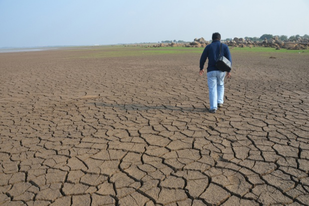 Potężna susza zatrzyma rozwój indyjskiej gospodarki?