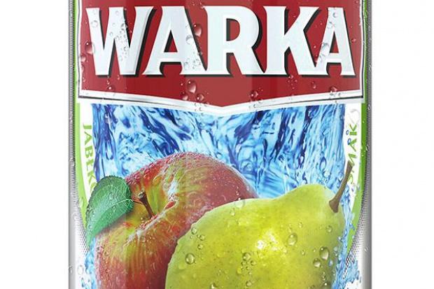 Nowa Warka Radler – Jabłko z Gruszką