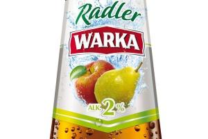 Warka Radler najlepiej sprzedającym się radlerem Grupy Heineken na świecie